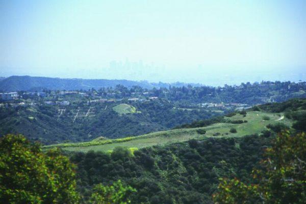 Westridge Canyon-Back Park
