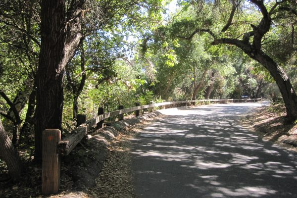 Franklin Canyon Road