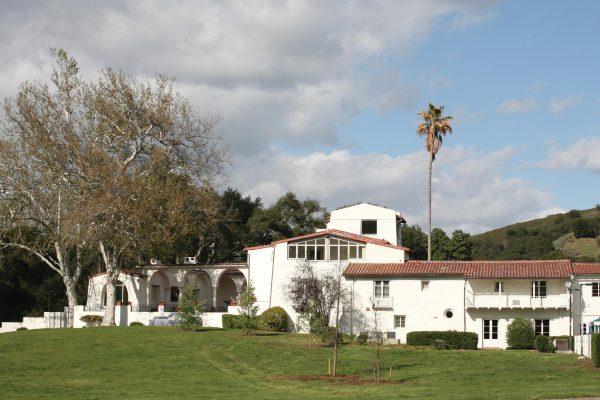 King Gillette Ranch Mansion