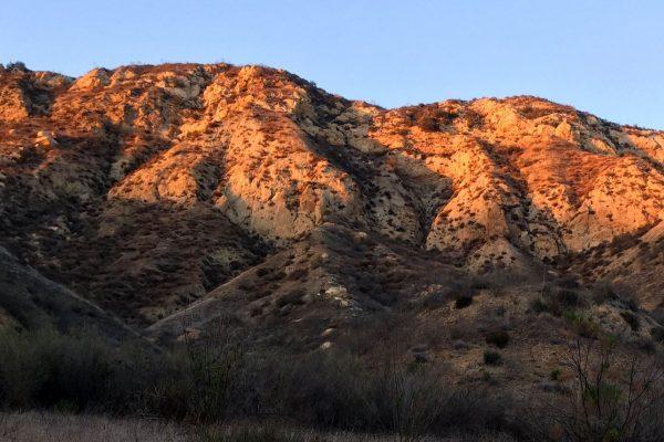 Mentryville Sunset