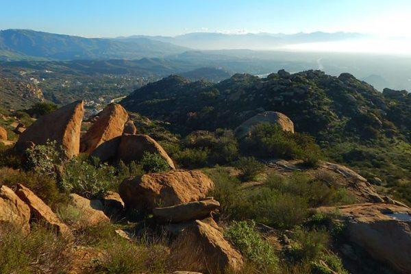 Rocky Peak with good light