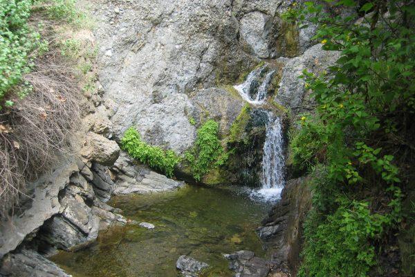 Temescal Waterfall