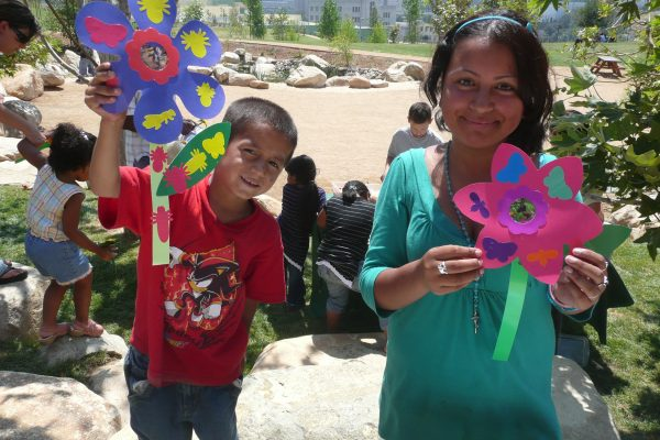 Wildflower program