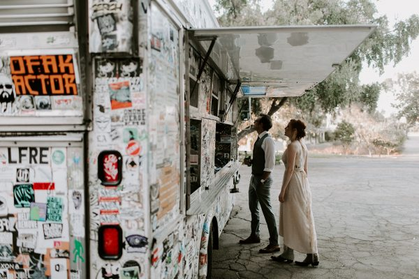 Food trucks welcome at ULV. Photo by Heather Shane Photography