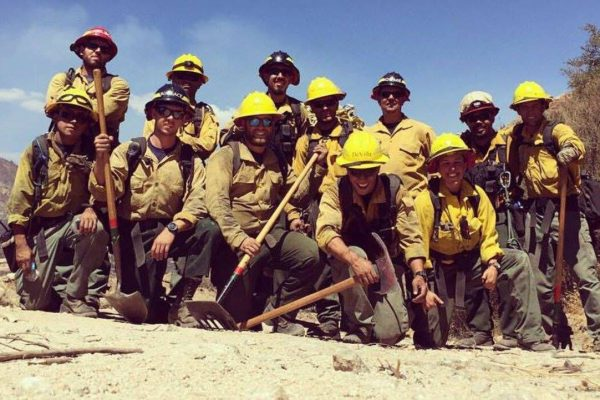 MRCA Fire Crew